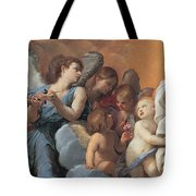 The Assumption Of The Virgin Mary Tote Bag