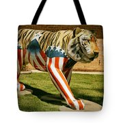 The Auburn Tiger Tote Bag
