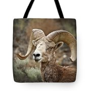 The Bighorn Tote Bag