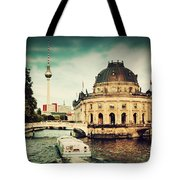 The Bode Museum Berlin Germany Tote Bag