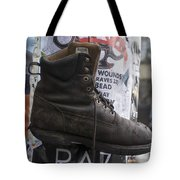 The Boot Tote Bag