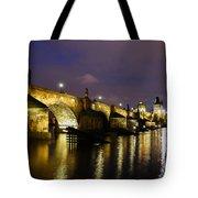 The Bridge Across Tote Bag