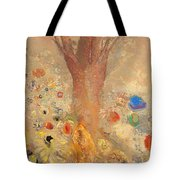 The Buddha Tote Bag