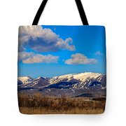 The Butte Tote Bag