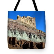 The Castle Capitol Reef National Park Utah Tote Bag