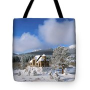 The Chapel On The Rock I Tote Bag