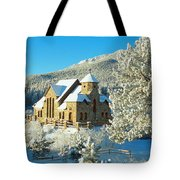 The Chapel On The Rock II Tote Bag