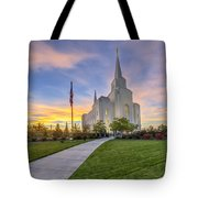 The Chosen Path Tote Bag