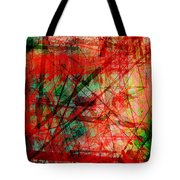 The City 14 Tote Bag