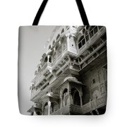 The City Palace Tote Bag