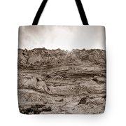 The Cliffs At Torrey Pines San Deigp Tote Bag