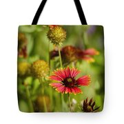 The Colors Of Summer  Tote Bag