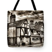 The Cross Keys Pub Dagenham Tote Bag