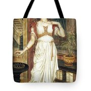 The Crown Of Glory Tote Bag