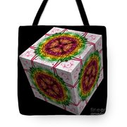 The Cube 12 Tote Bag