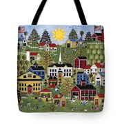 The Dairy Festival Tote Bag