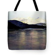 The Deepening Day  Tote Bag