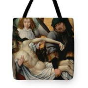 The Deposition Tote Bag