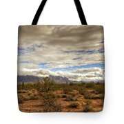 The Desert Southwest  Tote Bag