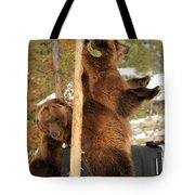 The Dinner Dance Tote Bag