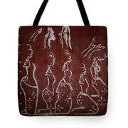 The Five Wise Virgins Tote Bag