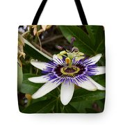 The Flower 13 Tote Bag