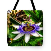 The Flower 14 Tote Bag