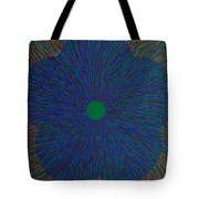 The Flower 4 Tote Bag