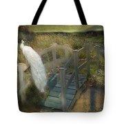 The Foot Bridge Tote Bag