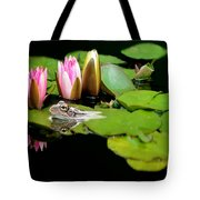 The Frog Tote Bag