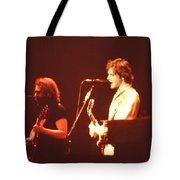 In Concert - The Grateful Dead  Tote Bag