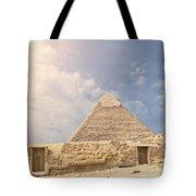 The Great Pyramid Tote Bag