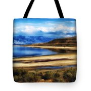 The Great Salt Lake Tote Bag