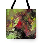 The Heart Of Nature Tote Bag