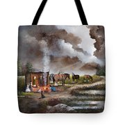 The Horse Traders Tote Bag