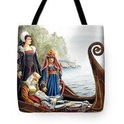 The Isle Of Avalon Tote Bag