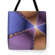 The Journey To The Light Tote Bag