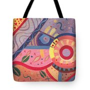 The Joy Of Design X V I I I Part 2 Tote Bag