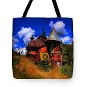 The Junk Castle Tote Bag