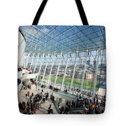 The Kauffman Center For Performing Arts Tote Bag