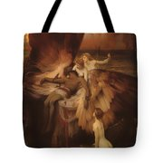 The Lament For Icarus Tote Bag