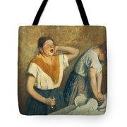 The Laundresses Tote Bag
