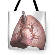 The Lungs Tote Bag