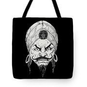 The Mad Arab Tote Bag