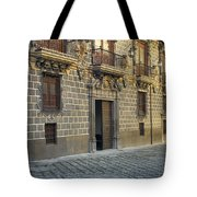 The Madrasah Of Granada Tote Bag