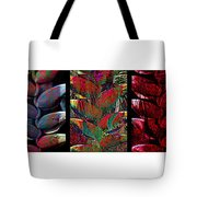 The Many Faces Of Heliconia  Tote Bag
