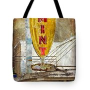 The Mint Tote Bag