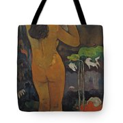The Moon And The Earth Tote Bag