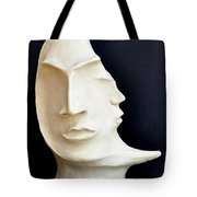 The Mysterious Moon Tote Bag