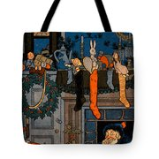 The Night Before Christmas Tote Bag